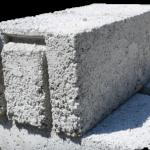 Блоки из пенополистирол бетона