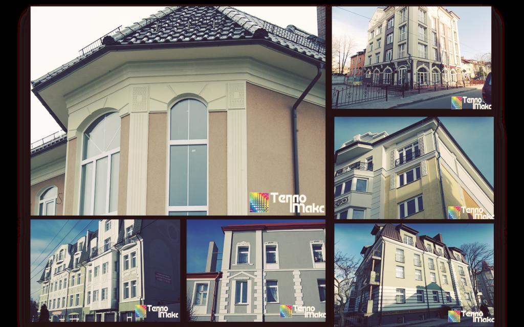 Фасадные работы, от ООО ТеплоСтрой плюс